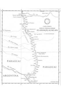 CARTA 3304 - DA ISLA ARECUTACUÁ A ESTANCIA OLIVARES
