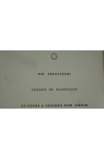 CROQUI 11 - RIO PARACAUARI