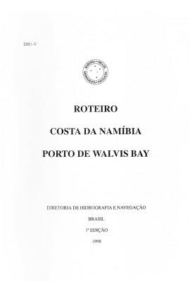 ROTEIRO COSTA DA NAMÍBIA PORTO DE WALVIS BAY
