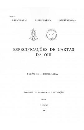 ESPECIFICAÇÕES DE CARTAS DA OHI