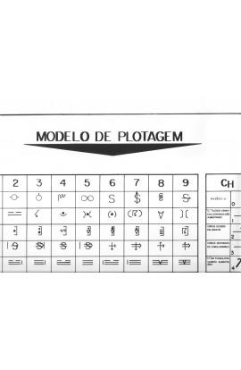 IMPRESSO - MODELO DE PLOTAGEM