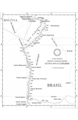 CARTA 3348 - DO PUERTO ESPERANZA À ILHA