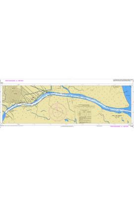 CARTA 2104 - CANAL SÃO GONÇALO – DA BARRA A PELOTAS