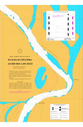 CARTA 3388 - DA ILHA DA FIGUEIRA AO RIO BOCA DO JOÃO