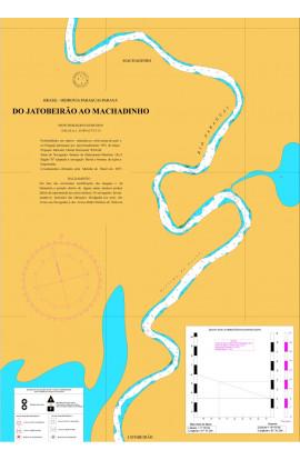 CARTA 3412 - DO JATOBEIRÃO AO MACHADINHO