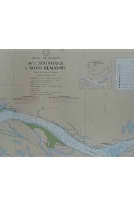 CARTA 4030 - DE ITACOATIARA A NOVO REMANSO