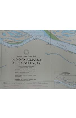 CARTA 4031 - DE NOVO REMANSO À ILHA DAS ONÇAS