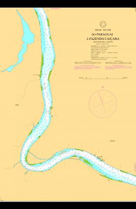 CARTA 4217 - DO PARAGUAI À FAZENDA CAÍÇARA
