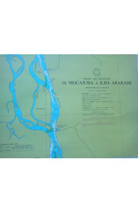 CARTA 4363 -  DE  MOCAJUBA À ILHA ARARAIM