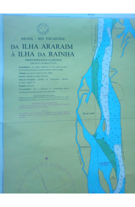 CARTA 4364 - DA ILHA ARARAIM À ILHA DA RAINHA