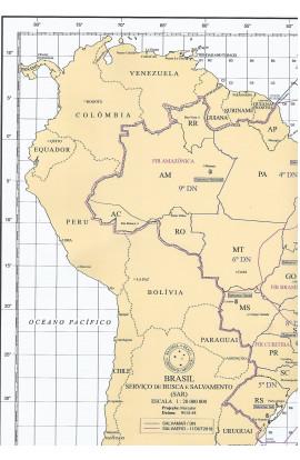 IMPRESSO - SERVIÇO DE BUSCA E SALVAMENTO (SAR)