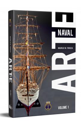 ARTE NAVAL - VOLUME 1 - CAPA DURA