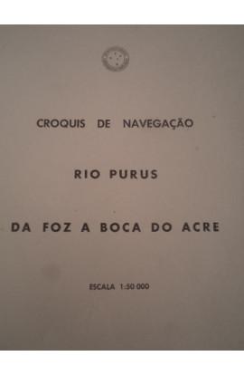 CROQUI 14 - RIO PURUS
