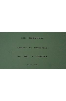 CROQUI 10 - RIO NHAMUNDÁ