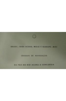 CROQUI 19 - RIOS ACARÁ, MOJÚ E IGARAPÉ-MIRI