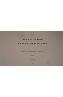TÁBUAS DE DISTÂNCIAS DOS RIOS DA BACIA AMAZÔNICA