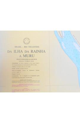CARTA 4365 - DA ILHA DA RAINHA A MURU