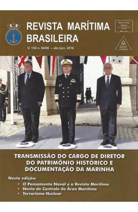 REVISTA MARÍTIMA BRASILEIRA 2º TRIM 2016