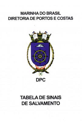 TABELA DE SINAIS DE SALVAMENTO - DPC