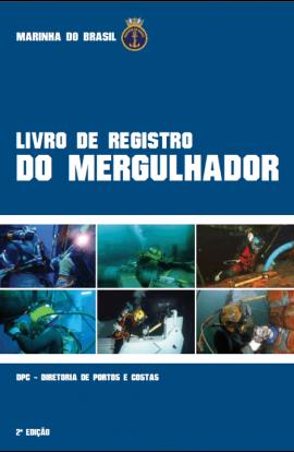 LIVRO DE REGISTRO DO MERGULHADOR