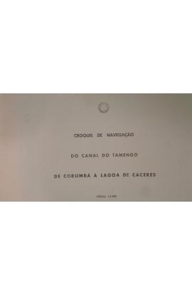CROQUI 20 - DO CANAL DO TAMENGO