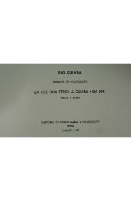 CROQUI 01 - RIO CUIABÁ