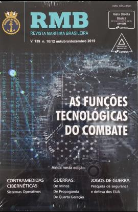 REVISTA MARÍTIMA BRASILEIRA 4º TRIM 2019