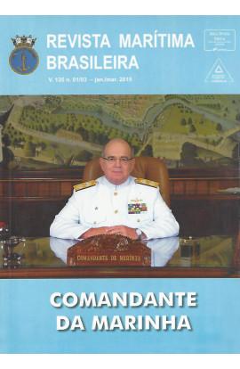 REVISTA MARÍTIMA BRASILEIRA 1º TRIM 2015