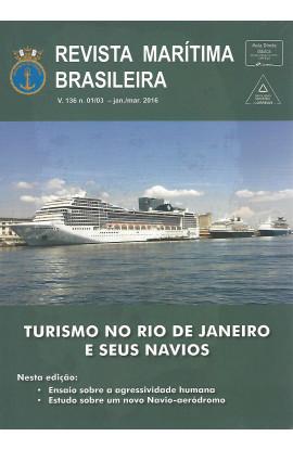 REVISTA MARÍTIMA BRASILEIRA 1º TRIM 2016