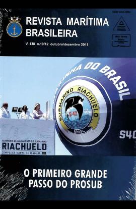 REVISTA MARÍTIMA BRASILEIRA 4º TRIM 2018